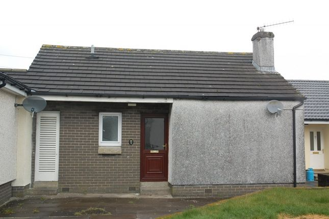Thumbnail Terraced bungalow for sale in 32 Princess Street, Kirkcudbright
