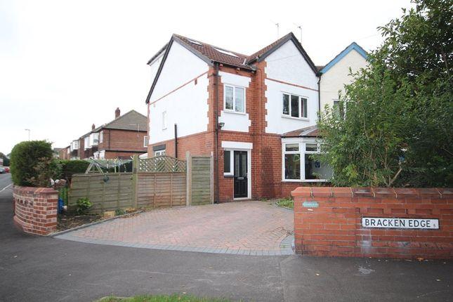 Thumbnail Semi-detached house for sale in Bracken Edge, Chapel Allerton, Leeds