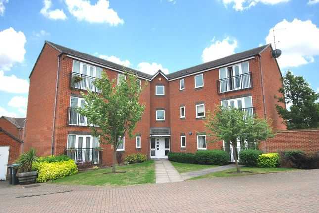 Flat for sale in Moorhouse Close, Wellington, Telford, Shropshire