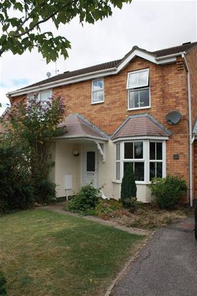 Thumbnail Semi-detached house to rent in Derwent Close, Huntingdon