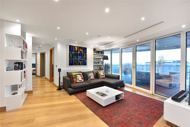 Reception II of Arena Tower, 25 Crossharbour Plaza, London E14