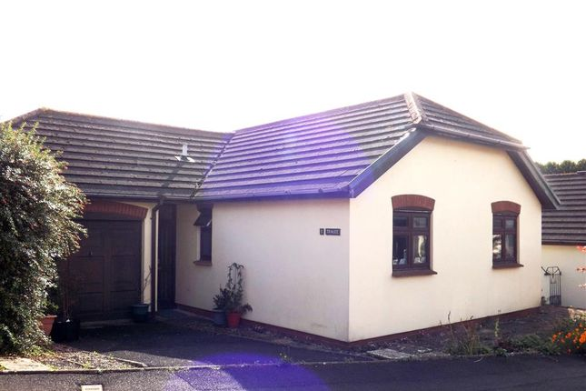 Thumbnail Detached bungalow for sale in Berry Meadow, Kingsteignton, Newton Abbot