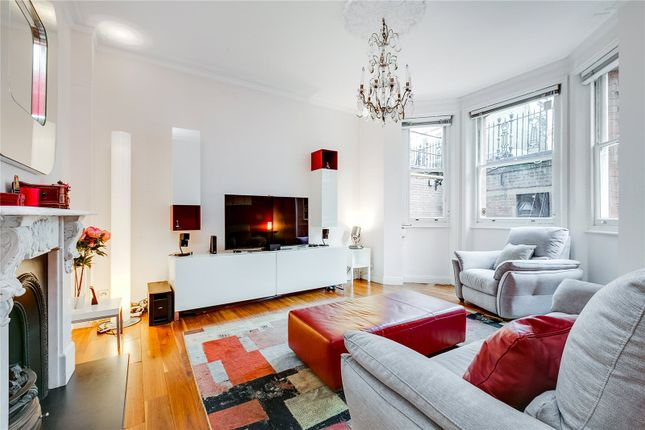 Thumbnail Flat for sale in Kensington Mansions, Trebovir Road, London