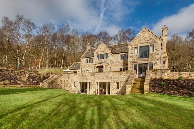 Thumbnail Detached house for sale in Burbage House, Upper Padley, Grindleford, Hope Valley, Derbyshire