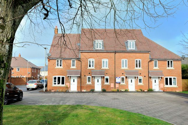 3 bed town house for sale in 38 Trinity Road, Shaftesbury, Dorset
