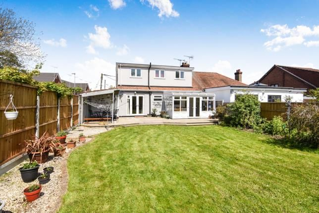 Thumbnail Bungalow for sale in Basildon, Essex, United Kingdom