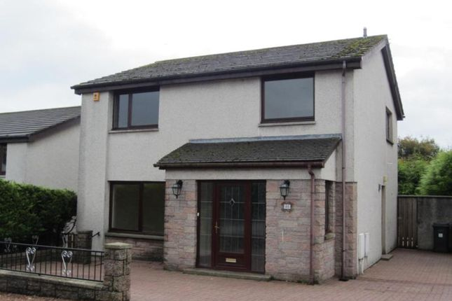 Thumbnail Detached house to rent in Wallacebrae Road, Danestone