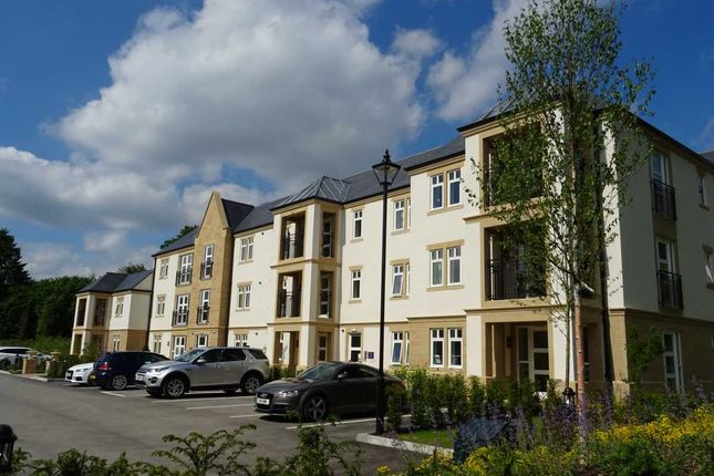 Thumbnail Flat for sale in 22 Devonshire Court, Audley St Elphin's Park, Dale Road South, Darley Dale, Matlock