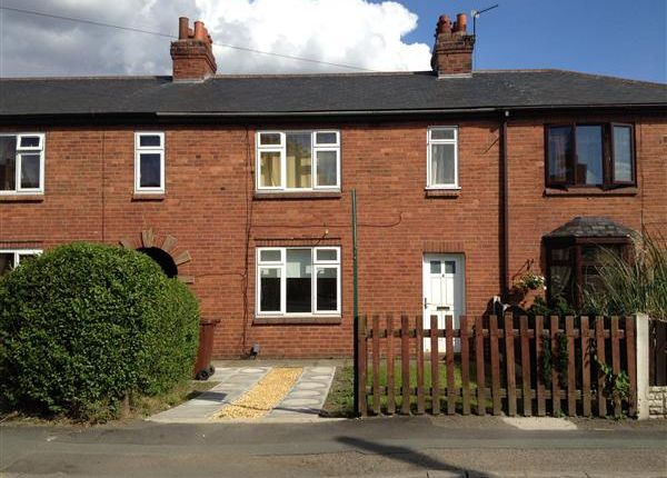 Thumbnail Terraced house to rent in The Mount, Castleford
