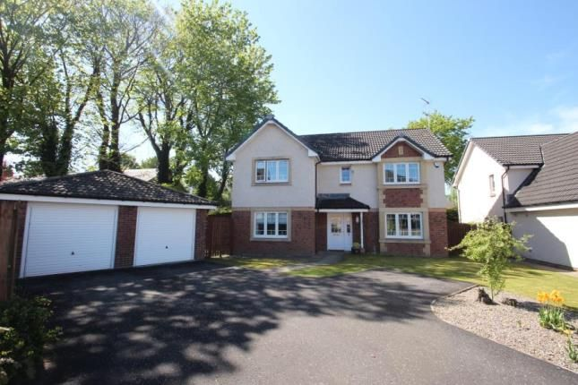 4 bed detached house for sale in Lapsley Avenue, Paisley, Renfrewshire