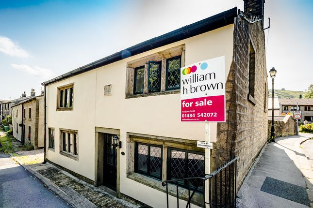 Thumbnail Detached house for sale in Towngate, Marsden, Huddersfield