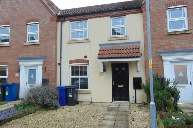 4 bed town house to rent in Stocking Way, Lincoln