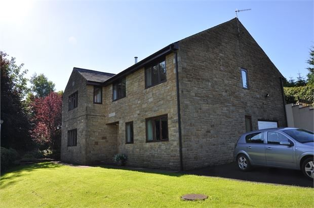 Thumbnail Detached house for sale in Woodstock, Mill Lane, Haltwhistle