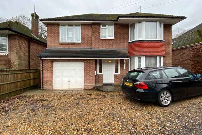 Thumbnail Town house to rent in Hiltingbury Road, Chandlers Ford