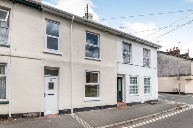 Terraced house for sale in Clifton Road, Exeter
