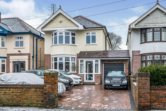 Thumbnail Detached house for sale in Chester Road North, ., Kidderminster, Worcestershire