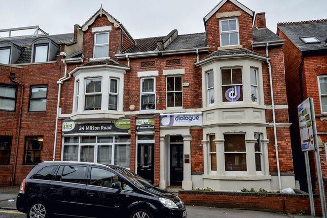 Thumbnail Terraced house for sale in Milton Road, Swindon