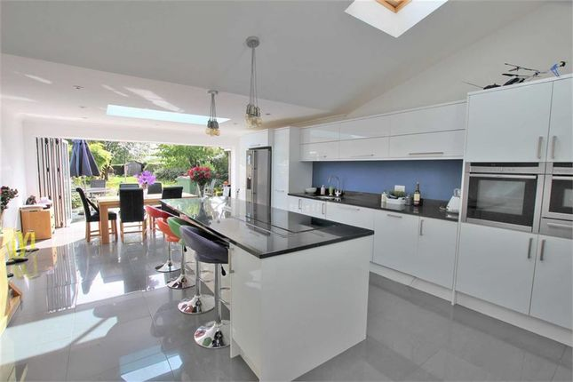 Thumbnail Semi-detached house for sale in Spring Hill, Worle, Weston-Super-Mare