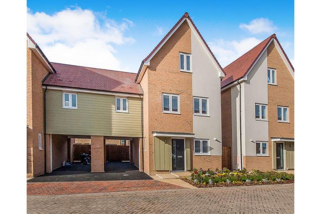 Thumbnail Property to rent in St. Johns Close, Peterborough