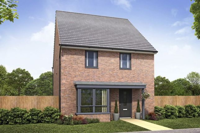"""Thumbnail Detached house for sale in """"Abbeyhill"""" at Dunnock Lane, Cottam, Preston"""