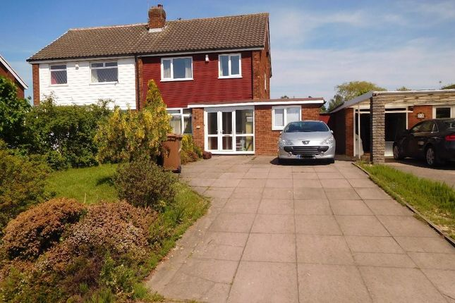 3 bed semi-detached house to rent in Northgate, Aldridge, Walsall WS9