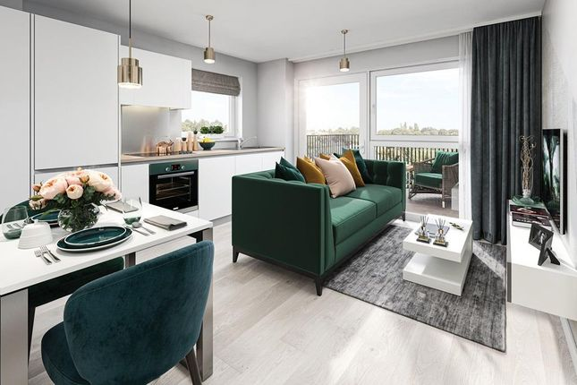 """1 bed flat for sale in """"Raine House"""" at Pilgrims Way, London E6"""