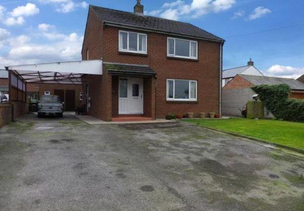 Thumbnail Detached house for sale in Liddore, Kirkbampton, Carlisle