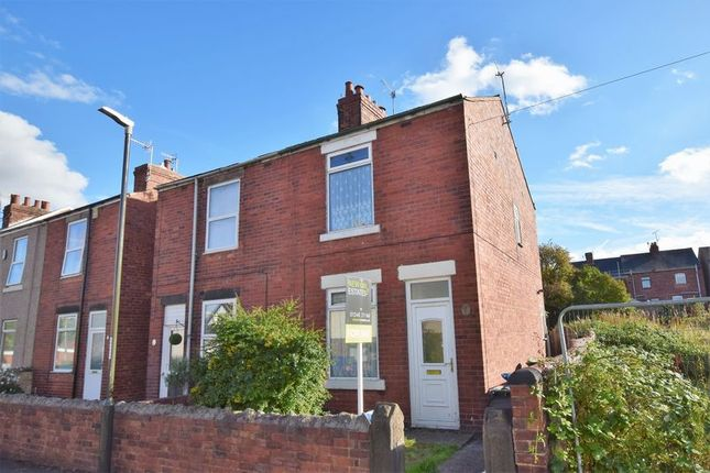 Thumbnail Terraced house for sale in King Street South, Chesterfield
