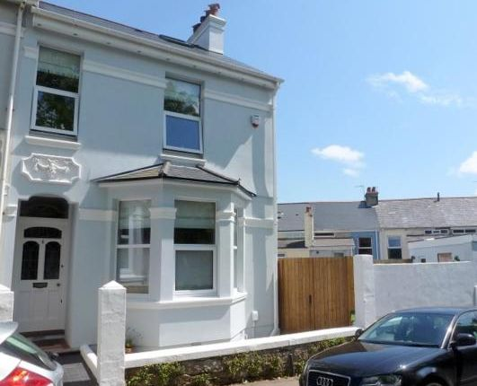 Thumbnail End terrace house for sale in Brunel Avenue, Ford, Plymouth