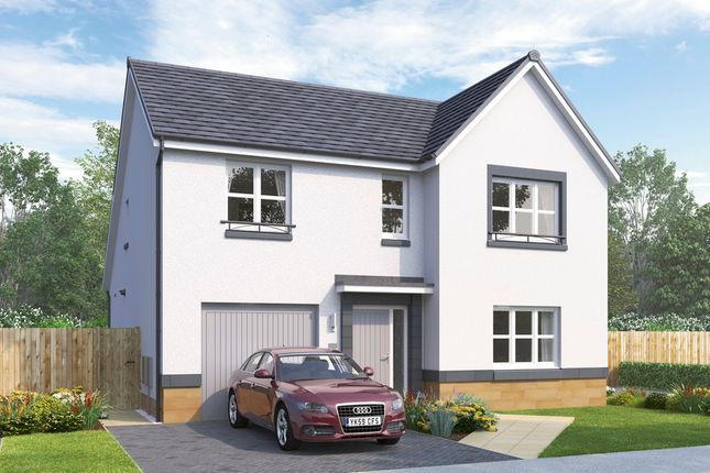 Thumbnail Detached house for sale in Crosshill Road, Bishopton