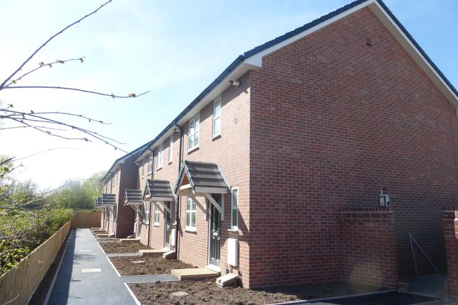 Thumbnail End terrace house to rent in College Road, Holmer, Hereford