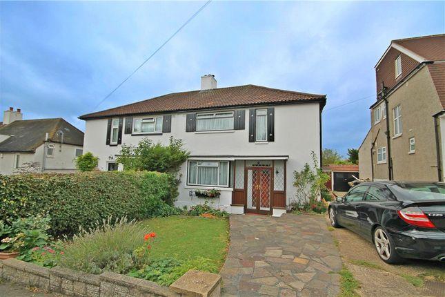 Semi-detached house for sale in Newbury Gardens, Epsom