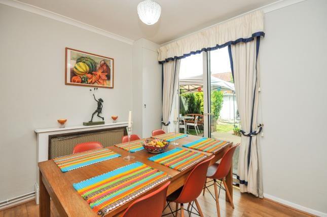 Dining Room of Kent House Road, Sydenham, London, . SE26