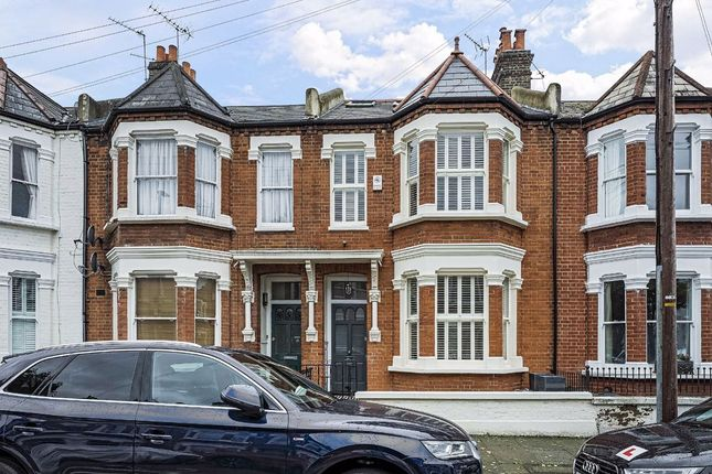 Thumbnail Terraced house to rent in Tregarvon Road, London