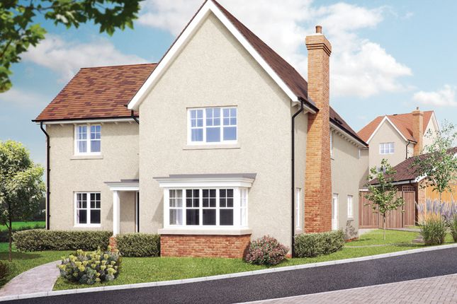 "Thumbnail Property for sale in ""The Herongate"" at Woodley Place, Elsenham, Bishop's Stortford"