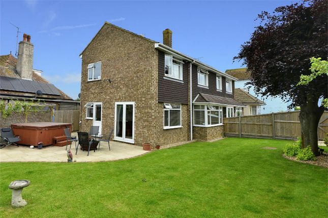 Thumbnail Detached house for sale in Ridgeway Cliff, Herne Bay, Kent