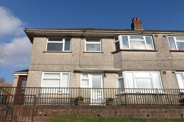 Thumbnail Flat for sale in Beacon View, Nantyglo, Ebbw Vale