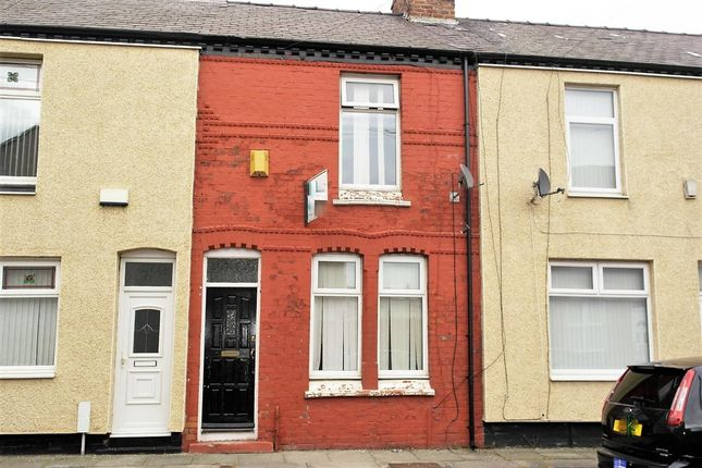 Thumbnail Terraced house to rent in Prior Street, Bootle, Liverpool