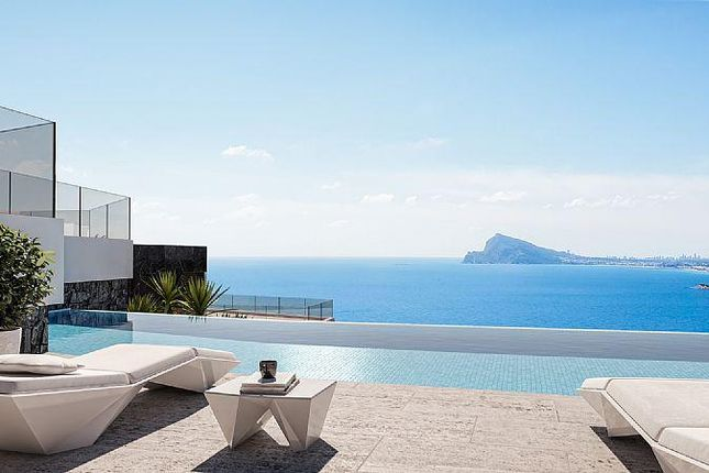 Thumbnail Villa for sale in Carrer Llevant, 1, 03710 Calp, Alicante, Spain
