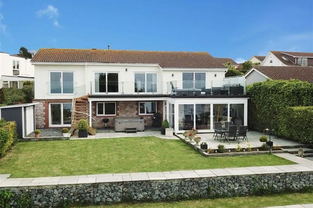 Thumbnail Detached house for sale in Heath Road, Berry Head, Brixham