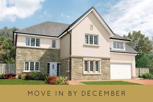 """Thumbnail 5 bedroom detached house for sale in """"The Ramsay"""" at Milngavie Road, Bearsden, Glasgow"""