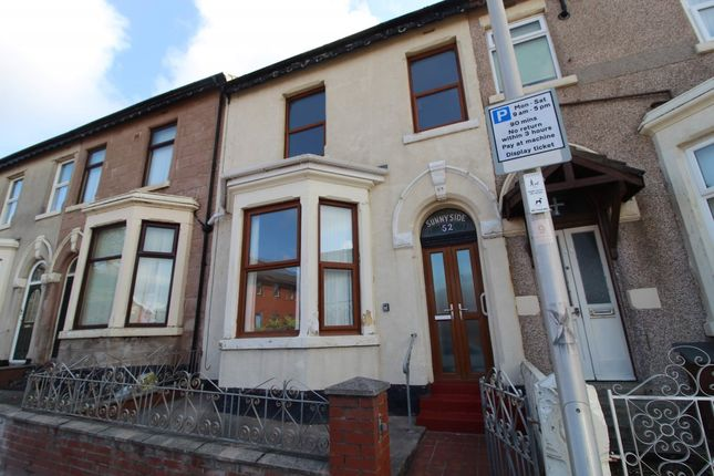 3 bed terraced house to rent in South King Street, Blackpool FY1