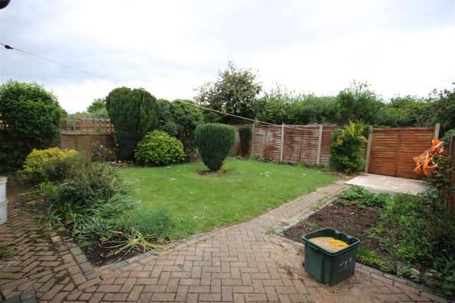 Outside of Quendon Way, Frinton-On-Sea CO13