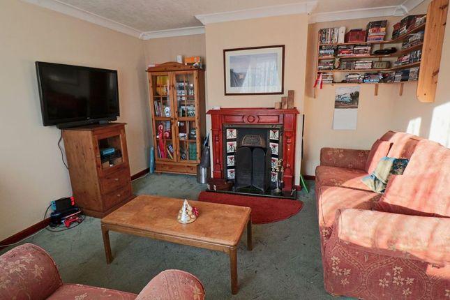 Living Room of Whitelands, Cotgrave, Nottingham NG12