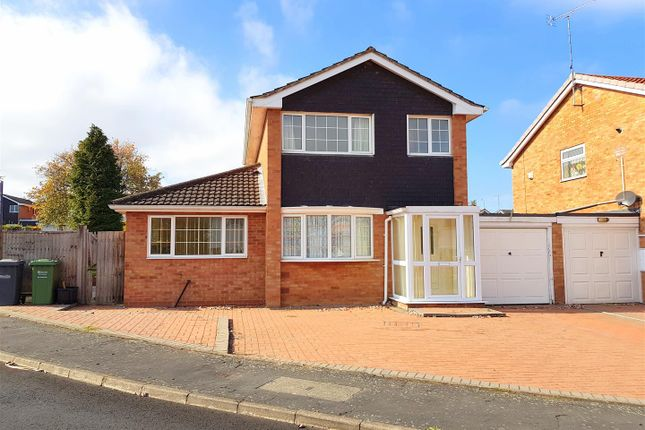 Thumbnail Link-detached house for sale in Cherry Tree Walk, Stourport-On-Severn