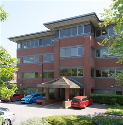 Thumbnail Office to let in Flagship House, Reading Road North, Fleet, Hampshire