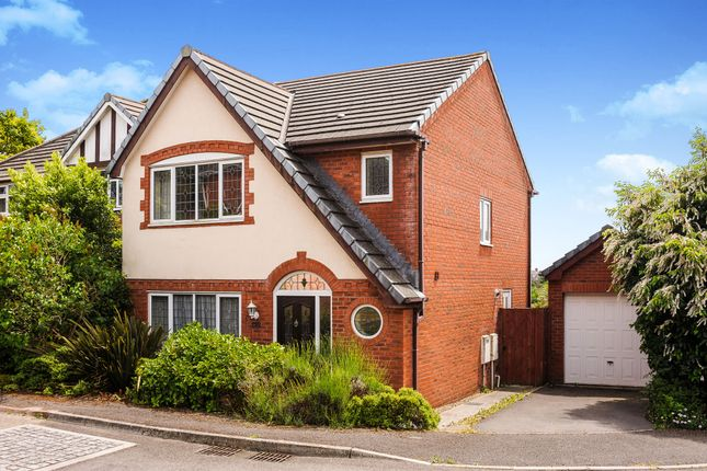 Thumbnail Detached house for sale in Beidr Iorwg, Barry