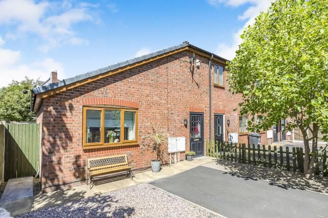 Thumbnail End terrace house for sale in Bridge Mews, Moon Street, Bamber Bridge, Preston