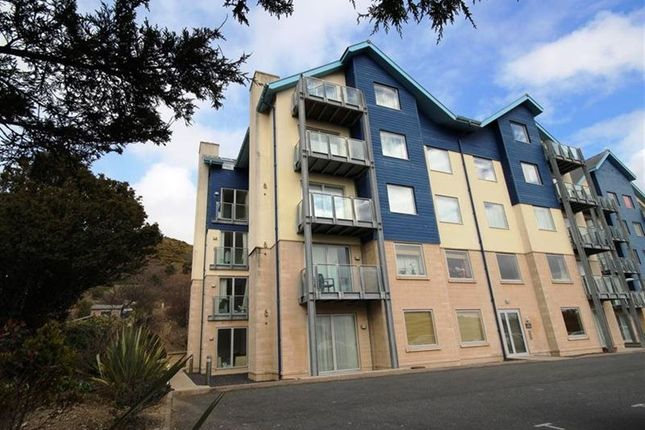Thumbnail Flat to rent in 2 Bed Apartment, North Road, Aberystwyth
