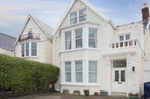 5 bed semi-detached house for sale in Doyle Road, St. Peter Port, Guernsey